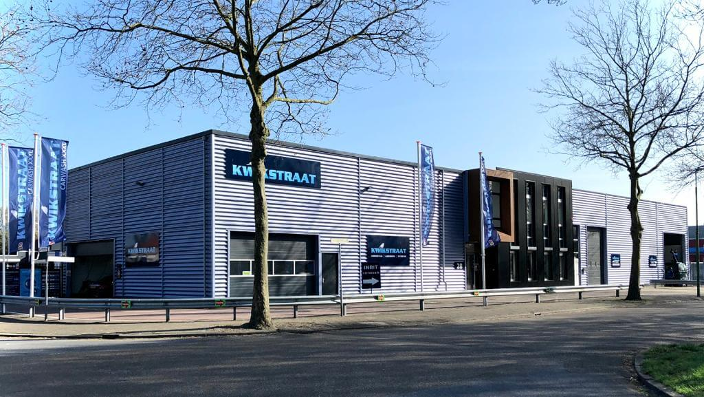 Wasstraat Kwikstraat Carwash Zeist west